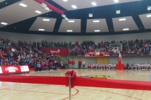 Grand Opening of Webb City Dome / Gymnasium