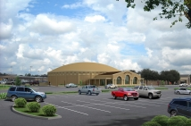 Lumberton To Get Disaster Dome - Beaumont Enterprise