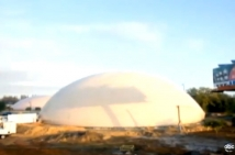New Hurricane Domes Provide Shelter Around The Globe - ABC News